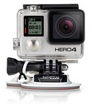 GoPro HERO4 Black 4K Action Camera - Surf Edition