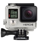 GoPro HERO4 Silver 4K Action Camera
