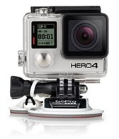 GoPro HERO4 Silver Camera - Surf Edition