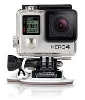 GoPro HERO4 Silver Camera - Surf Edition