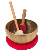 Sacred Space Healing Grade: Tibetan Gong Singing Bowl (note G)