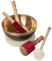 Sacred Space Master Meditation Grade: Singing Bowl (note C)