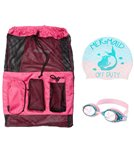 Sporti Kid's Mermaid Swim Gear Gift Set