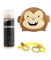 Sporti Kid's Monkey Swim Gear Gift Set