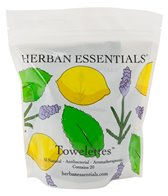 Herban Essentials Mixed Yoga Mat Cleaner Towelettes