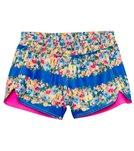 Seafolly Girls Abbey Road Reversible Boardie Short (6-14)