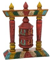 Yak & Yeti Tibetan Prayer Wheel