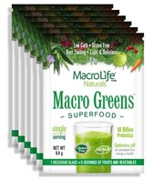 MacroLife Naturals 12 Packet Box
