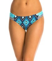 Kenneth Cole Reaction Coastal Escapade Sash Tab Bikini Bottom