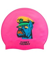 Funky Trunks Bad Boy Boxer Silicone Swim Cap