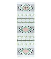 La Vie Boheme White Navajo Yoga Mat