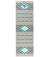 La Vie Boheme Tan Navajo Yoga Mat