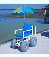 Healthline Medical Beach Wheelchair