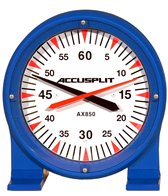 Accusplit AX850 Large Format Lane Timer/Pace Clock