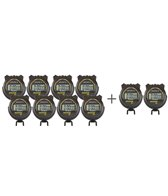 Accusplit S3E Survivor Pro Event Stopwatches 8 Unit Kit + 2 Free S3CL Survivor Pro Split Stopwatches