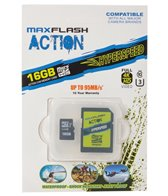 Prime Memory Solutions 16GB Action Hyperspeed Micro SDHC