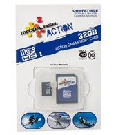 Prime Memory Solutions 32GB Action Micro SDHC