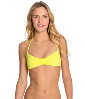 Roxy Swimwear Girls Just Wanna Have Fun Halter Triangle Bikini Top