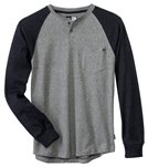 Rip Curl Men's Resistance Long Sleeve Henley