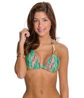 Vix Lotus Tri Detail Bikini Top