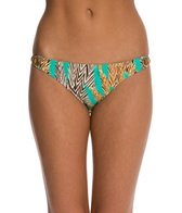 Vix Lotus Detail Bikini Bottom