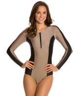 Vix Betsey L/S One Piece Swimsuit