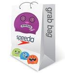 Speedo Women's Graphic Silicone Swim Cap Grab Bag