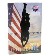 USA Swimming 2015 Mini Rulebook