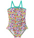 SnapMe Girls' Claire Doodle Ruffle One Piece (12mos-3T)