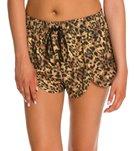 MINKPINK Leopard Short