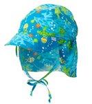 iPlay Boys' Turtle Classics Flap Sun Protection Hat (0mos-4yrs)
