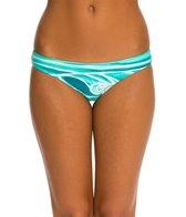 Rip Curl Heather Brown Surf Trip Hipster Bikini Bottom
