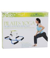 Wai Lana Pilates Yoga Figure 8 Fitness Ring Kit