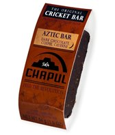 Chapul Cricket Energy Bar - Aztec (Single)