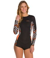 O'Neill Women's Skins Long Sleeve Surf Spring Suit Wetsuit
