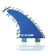 FCS MF-1 PC Tri Surfboard Fin Set
