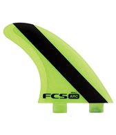 FCS ARC PC Tri Surfboard Fin Set