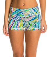 Trina Turk Scallop Shell Tennis Short