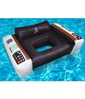 Big Mouth Toys Officially Licensed Star Trek Captain's Chair Pool Float