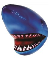 Big Mouth Toys Inflatable Shark Head Pool Toy