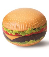 Big Mouth Toys Gigantic Bouncing Burger Ball