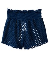 Jessica Simpson Girls' Lace Paper-Bag Short (7yrs-16yrs)
