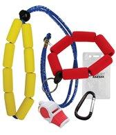 Fox 40 Floating Lanyards & Card Saver Kit