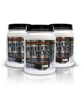 Fortified Nutrition Perfect Blocks All-Natural Endurance Fuel