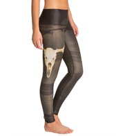 Teeki Deer Medicine Yoga Leggings
