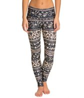 Teeki Moon Flower Yoga Leggings