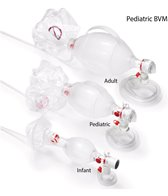 KEMP Lifeguard Ambu BVM Pediatric Resuscitator