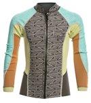 Billabong Teen Girls' Peeky Front Zip Long Sleeve Wetsuit Jacket