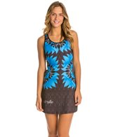 Triflare Women's Blue Lotus Après Sport Dress