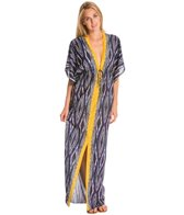 Vix Moorish Val Long Cover Up Dress